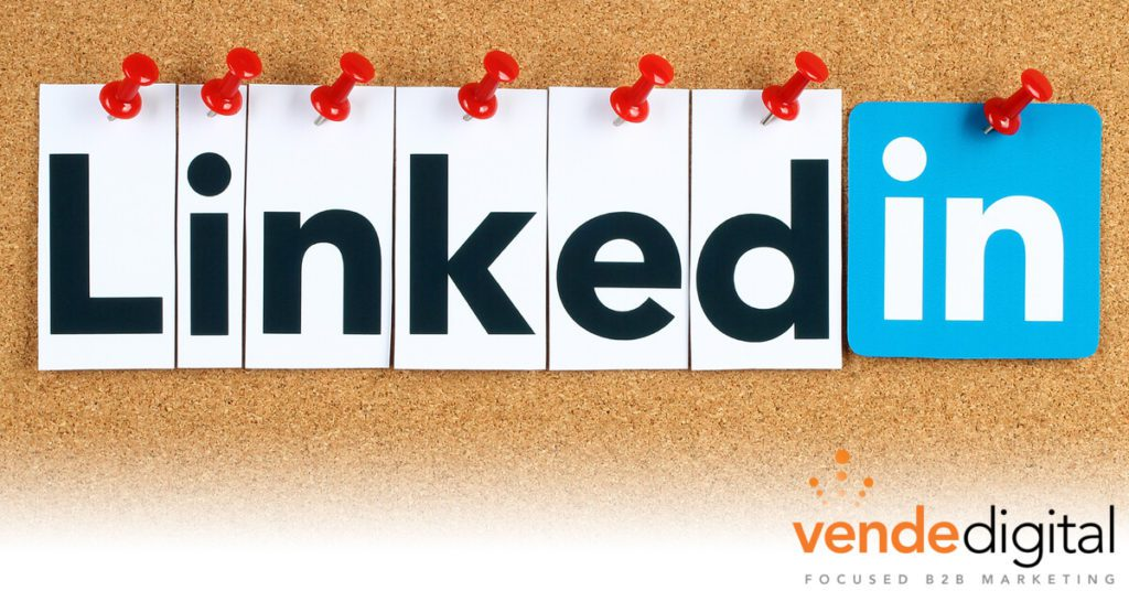 LinkedIn strategy to grow your B2B business