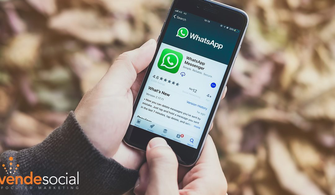 Vende Buzz: What's up with Facebook's WhatsApp?