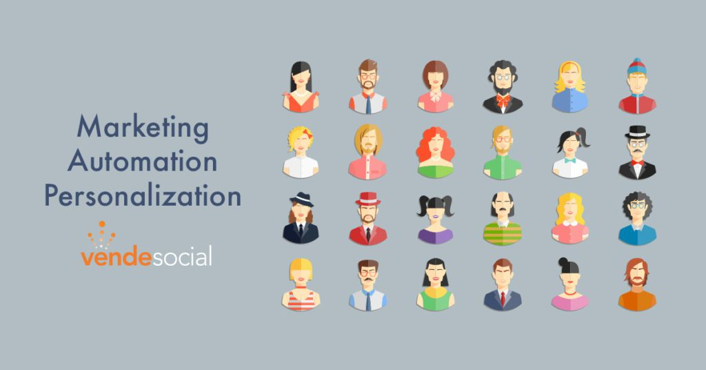 Marketing Automation Personalization